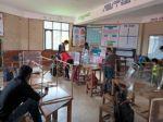 Chuquisaca: En más de 800 unidades educativas pasan clases presenciales y semipresenciales