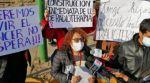 Pacientes con cáncer protestan en Cochabamba en demanda de radioterapia