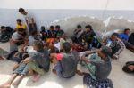 Casi 60 migrantes mueren ahogados frente a las costas de Libia