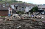 Víctimas de inundaciones en Bélgica aún enfrentan pesadillas