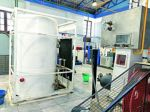Planta de oxígeno entra en operaciones tras cinco años