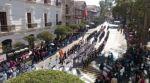 Sucre: Colegiales podrían desfilar el 6 de Agosto