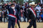 Perú: Castillo juramenta a su Jefe de gabinete y se apresta a nombrar a ministros