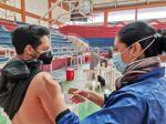 Sucre: Más del 50% de la población vacunable tiene la primera dosis; el 16,8%, la segunda