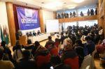 Arce plantea mejorar capacidad productiva y acelerar vacunación a municipios