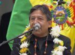"""Choquehuanca llama a construir un """"pensamiento descolonizado"""" desde el Legislativo"""