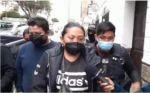 Fiscal: Milena Soto, de la RJC, se abstuvo de declarar en la Fiscalía