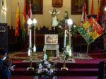 El Concejo municipal instala una capilla ardiente en memoria de Moisés Torres Ramírez