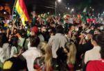 Protestan en ciudades capitales en contra del cierre del caso Fraude