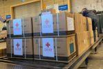 Nuevo lote de 500 mil dosis de Sinopharm llega a Bolivia; una parte será para el Ejército