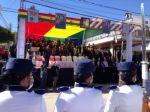 Transmisión de la Parada Militar desde la avenida Las Américas