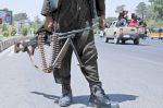 Talibanes avanzan hacia la capital de Afganistán