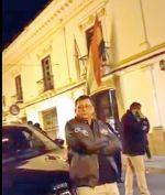 El extraño final del caso de agresión verbal del jefe militar a un policía