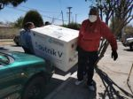 Las nuevas segundas dosis de Sputnik V se administrarán desde este martes en Sucre