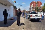 Asesinan a balazos a un hombre en pleno centro de Santa Cruz