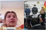 Áñez bajó seis kilos en la cárcel; junta médica descarta internación