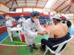 Luis Arce pide apresurar vacunación ante 4ta. ola