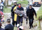 Grace deja muertos al ingresar como huracán en México