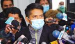 Andrónico perfila que una reforma judicial en Bolivia demandará al menos cinco años