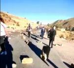 Viajes entre Sucre y Potosí se desarrollan con trasbordos y desvíos