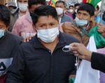 """Suspenden audiencia de Lluta y él afirma que el Gobierno busca """"tomar"""" Adepcoca"""