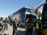 Interceptan dos buses con migrantes haitianos cerca de Sucre