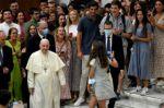 El papa Francisco descarta los rumores sobre su renuncia