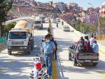 Sucre: Se abrió el puente de Tintamayu