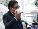 """Ministro Lima dice que responderá a la CIDH sobre Jeanine """"antes del plazo"""""""