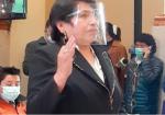 Vocal Chuquimia dice que solo los presidentes electos por voto tienen certificación del TSE