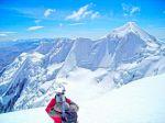 Muere un turista norteamericano al subir el Illimani