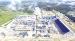 La planta de amoniaco y urea reanuda labores