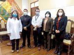 """Lanzan campaña de vacunación """"Chasqui"""""""