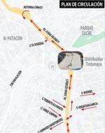 Tintamayu: Ajustan rutas pero no cesa el desorden