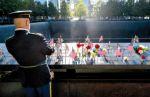 Claman por la unidad de EE.UU. en homenaje a víctimas del 11-S