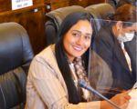Corina Ferreira es la nueva jefa de bancada de CC en el Senado tras la renuncia de Barrientos