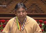 Esperan convocatoria de Choquehuanca para elegir a Defensor del Pueblo