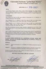 La UAGRM retira títulos de Doctor Honoris Causa a Áñez y a Camacho