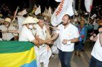 Marcha indígena se acerca a Santa Cruz, llegará este 24