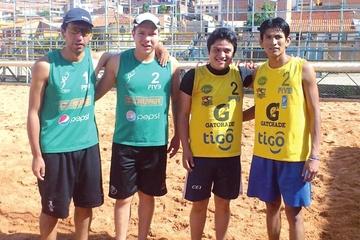 beach voley Sucre tendrá binomios en el Circuito Sudamericano