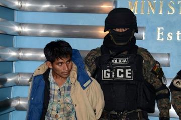 Presentan a supuestos secuestradores