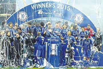 Chelsea conquista la Copa
