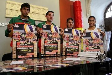 Sucre: Diez países competirán en Sudamericano de Voleibol de Playa