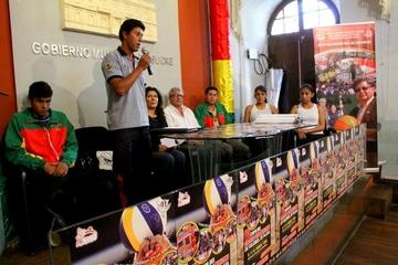 Sucrenses apuntan a ser protagonistas en el Sudamericano