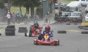 Karting recibe visitantes