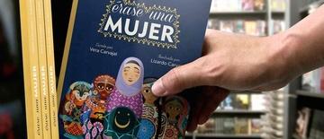 """Circula """"Érase una mujer"""",  libro con relatos de lucha"""