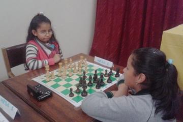 Se cumple abierto de ajedrez
