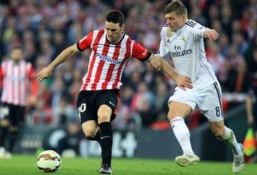 Real Madrid cae ante el Athletic