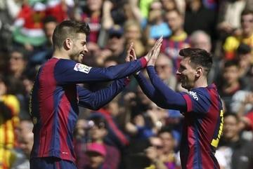 El Barça recupera el mando de la Liga española