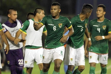 Sub 17: Bolivia se recupera